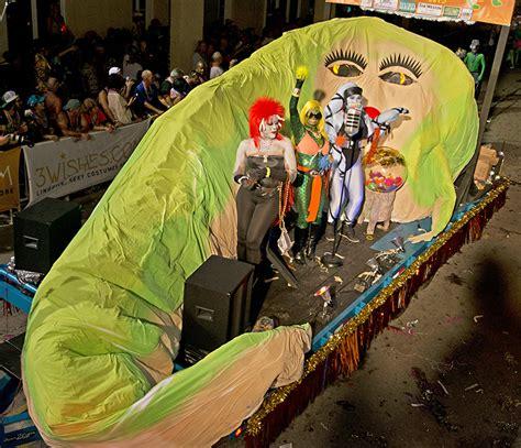 film fantasy festival fantasy fest ends sunday after lavish night parade 171 cbs miami