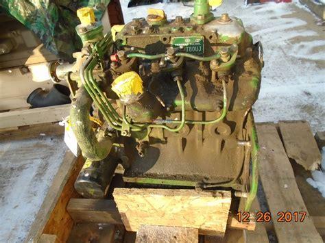 engine yanmar  uj  engine complete jd  mechanics special running core