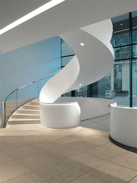 Corian Treppe by Funky Fassade In M 252 Nchen Aus Corian Hasenkopf