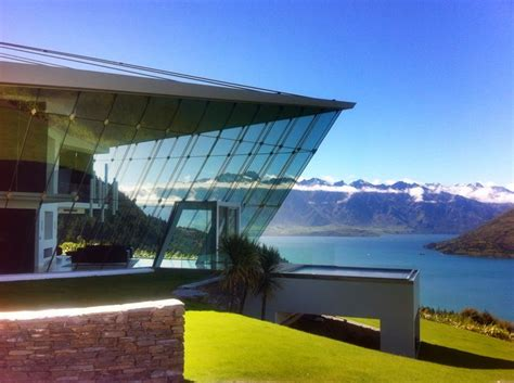 Jagged Edge House Queenstown Newzealand Click Throught Architectural Design Queenstown