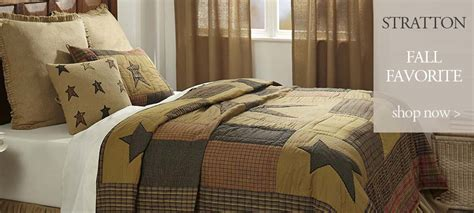 Primitive Bedding Sets Sale Primitive Country And Rustic Decor For The Home