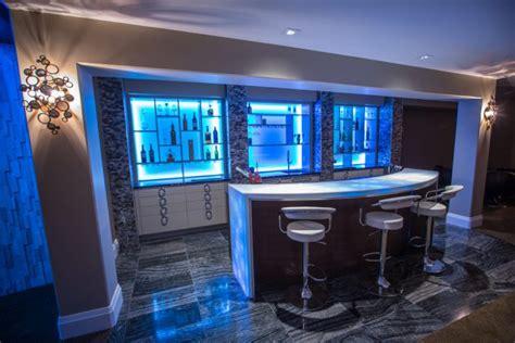 fabulous modern home bar designs youll