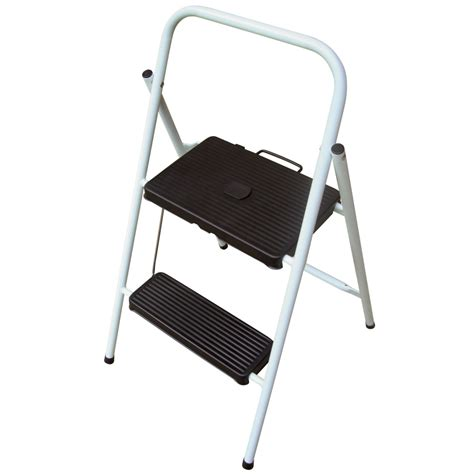 Lowes Step Stool by Shop 2 Step Steel Step Stool At Lowes