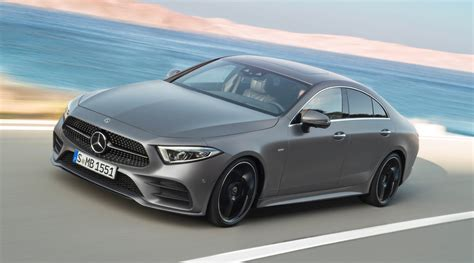 Mercedes Modellen 2019 by New 2019 Mercedes Cls Is Hybrid And