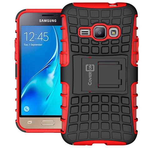 Casing Samsung J1 2016 2 Custom Hardcase Cover for samsung galaxy j1 2016 galaxy 2 protective phone stand cover ebay