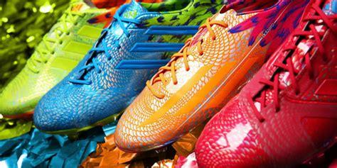 Bola Basket Warna Warni detail sepatu warna warni adidas carnaval pack sambut