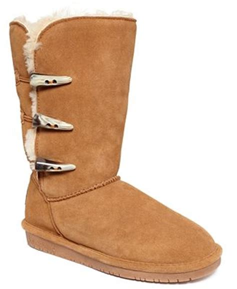 bearpaw boots macys bearpaw jade boots shoes macy s