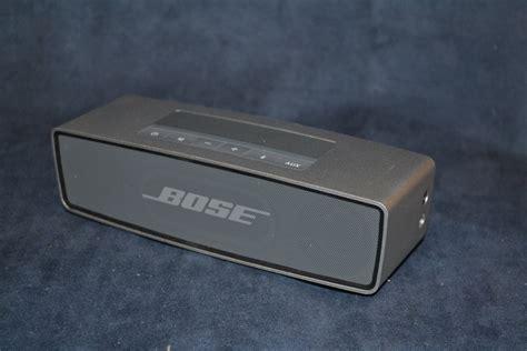 Speaker Bluetooth Bose bose soundlink mini bluetooth speaker wireless portable