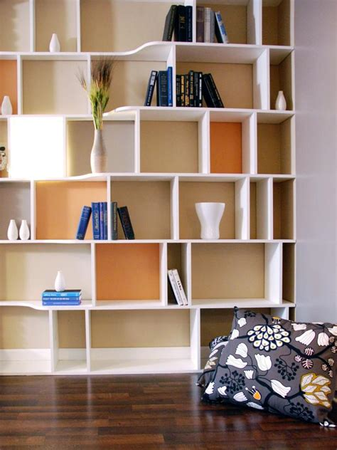 bookshelves for wall functional and stylish wall to wall shelves hgtv