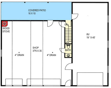 rv garage plans with apartment rv garage with apartment above 35489gh 2nd floor