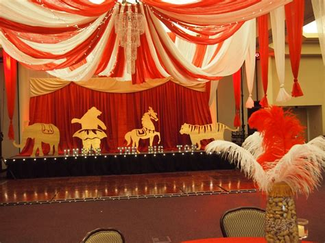 carnival themes for prom under the big top prom vintage circus theme under the