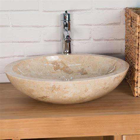 Délicieux Vasque A Poser Marbre #1: ori-vasque-ronde-barcelone-en-marbre-a-poser-colori-creme-diametre-45-3005.jpg