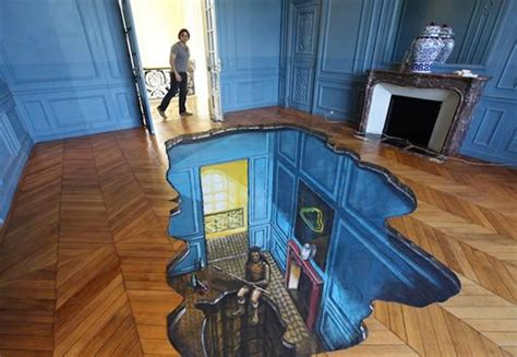 3d floor designs 12 awesome 3d interior floor designs oddee