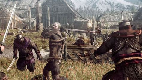 the witcher 3 wild hunt skellige main quests the king the witcher 3 wild hunt will feature permadeath with dark