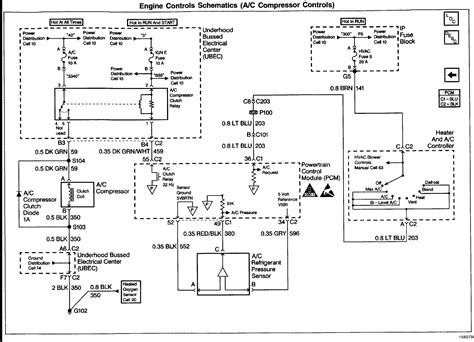 air conditioner compressor wiring diagram conditioner