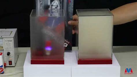 smoke test anion car charger  air purifier mybat youtube