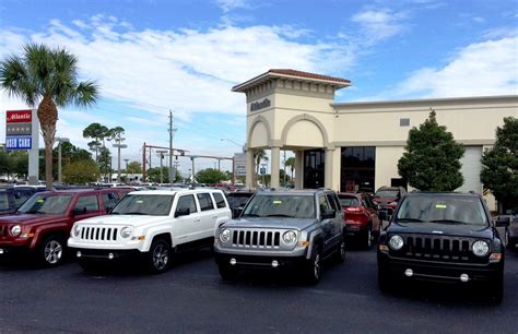Jeep Dealer St Augustine Atlantic Dodge Chrysler Jeep Ram Car Dealers 2330 Us