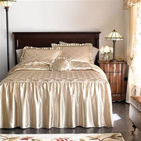 satin coverlets bedspreads pinterest the world s catalog of ideas