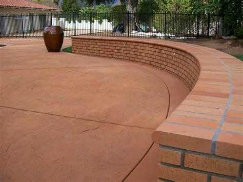 brick bench brick 171 rose masonry and concrete
