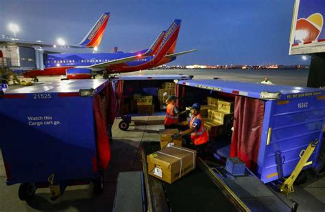 southwest to begin moving international cargo through houston san express news