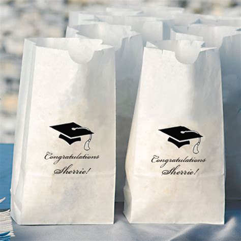 graduation goody bags personalized graduation goodie bag 25 pieces