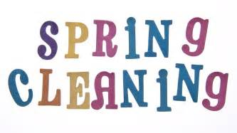 Spring Cleaning Login To Your Website