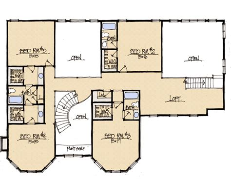 Fieldstone Homes Floor Plans | fieldstone house plan schumacher homes