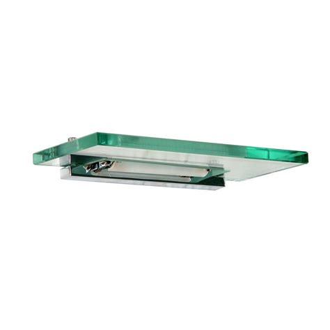 wandleuchte glas s luce wandleuchte mit transparentem glas 187 iroc 30cm