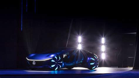 mercedes benz avatar concept car wordlesstech