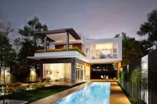 cantilever home cantilever house interior design ideas
