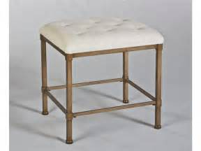 Vanity Stool For Bedroom Hillsdale Furniture Bedroom Katherine Backless Vanity