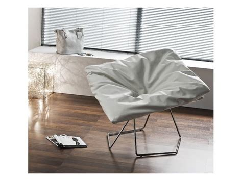 poltrona sacco kasanova pouf poggiapiedi cuoio apelle midj divani e poltrone pouf