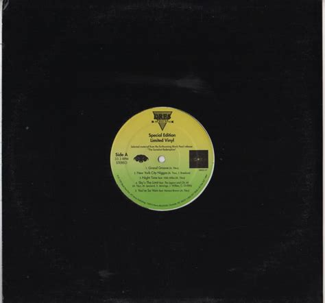 Lp Special Edition dres the black sheep special edition limited vinyl lp jiggyjamz vinyl records and cds