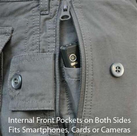 anti theft apparel pick pocket proof pants