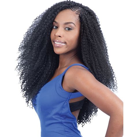 how to weave hair using wrappit styling strips freetress braids kinky bohemian braid braided weave