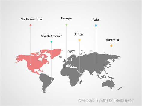 map powerpoint template world map infographic powerpoint template slidesbase