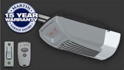 Martin Garage Door Opener by Martin Garage Door Opener Manual User Guide Installation