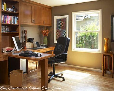 construindo minha casa clean home office e escrit 243 rios