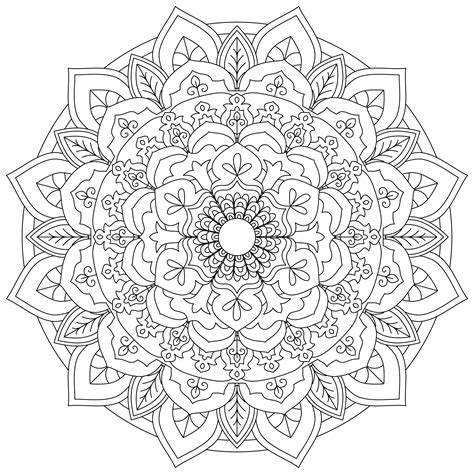 new mandala coloring pages mandala monday 3 free to colour in 171 gentleman