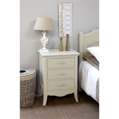 Commode Interiors by Commode 3 Tiroirs Beige Interior S