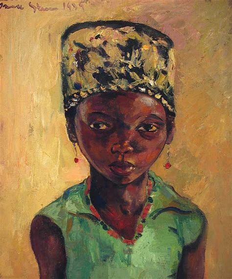 biography of a young artist portrait of a young girl 1939 irma stern wikiart org