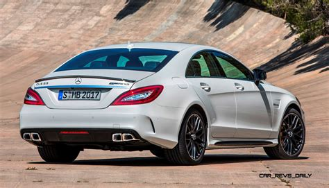 550 amg mercedes 2015 mercedes cls550 and cls63 amg refreshed with