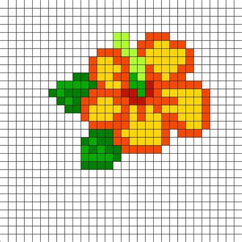 perler bead flower patterns 25 best ideas about pixel templates on