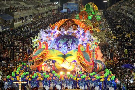 brazil painting festival carnival endless diversity travel all together