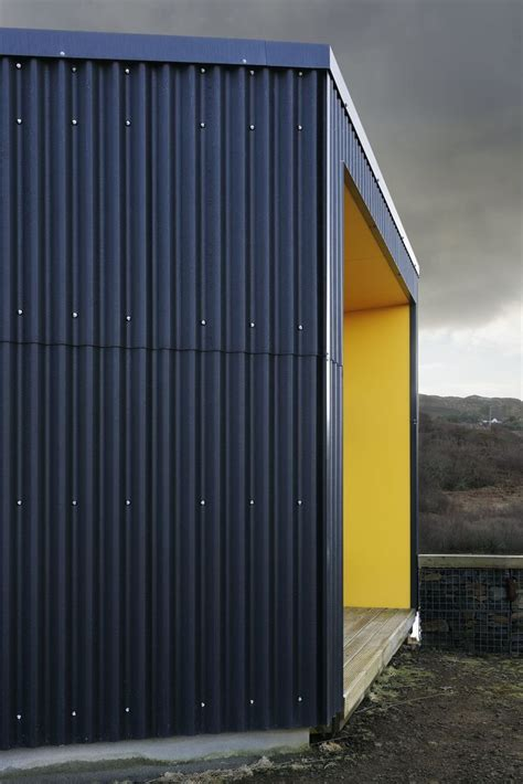 Corrugated Metal Cladding 17 Best Images About Metal Cladding On House