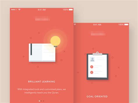 app design qualifications onboarding inspiration for mobile apps muzli design