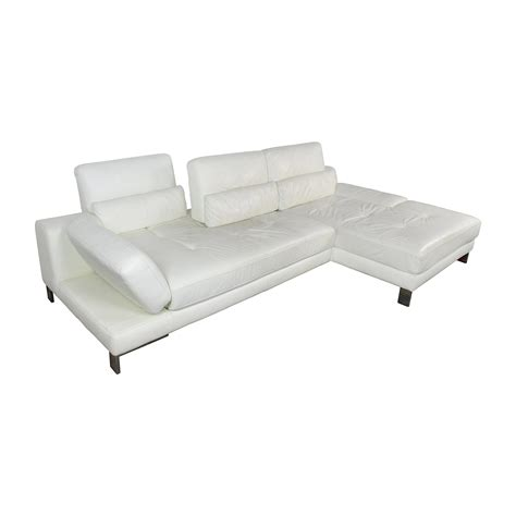 white sectional sofa canada white leather sectional canada chairs seating