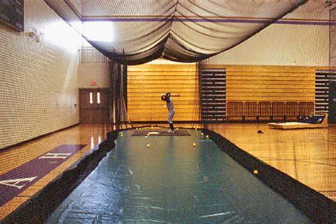 Phantom Indoor Batting Cage   Tensioned Hitting Tunnel