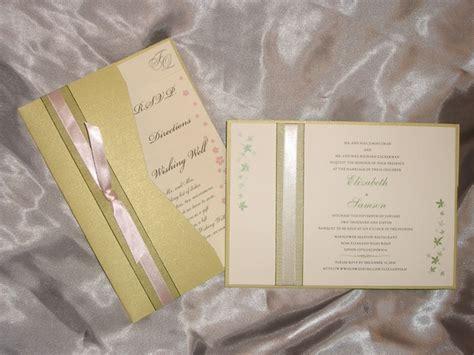 tie ribbon around wedding invitation 15 best images about wedding invitations on