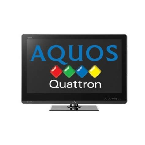 Tv Sharp Aquos 40 sharp aquos 40 quot lc40le820m quatron led multisystem tv for 110 220 volts discontinued